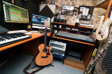 Vie Facile Music Studios Normandy